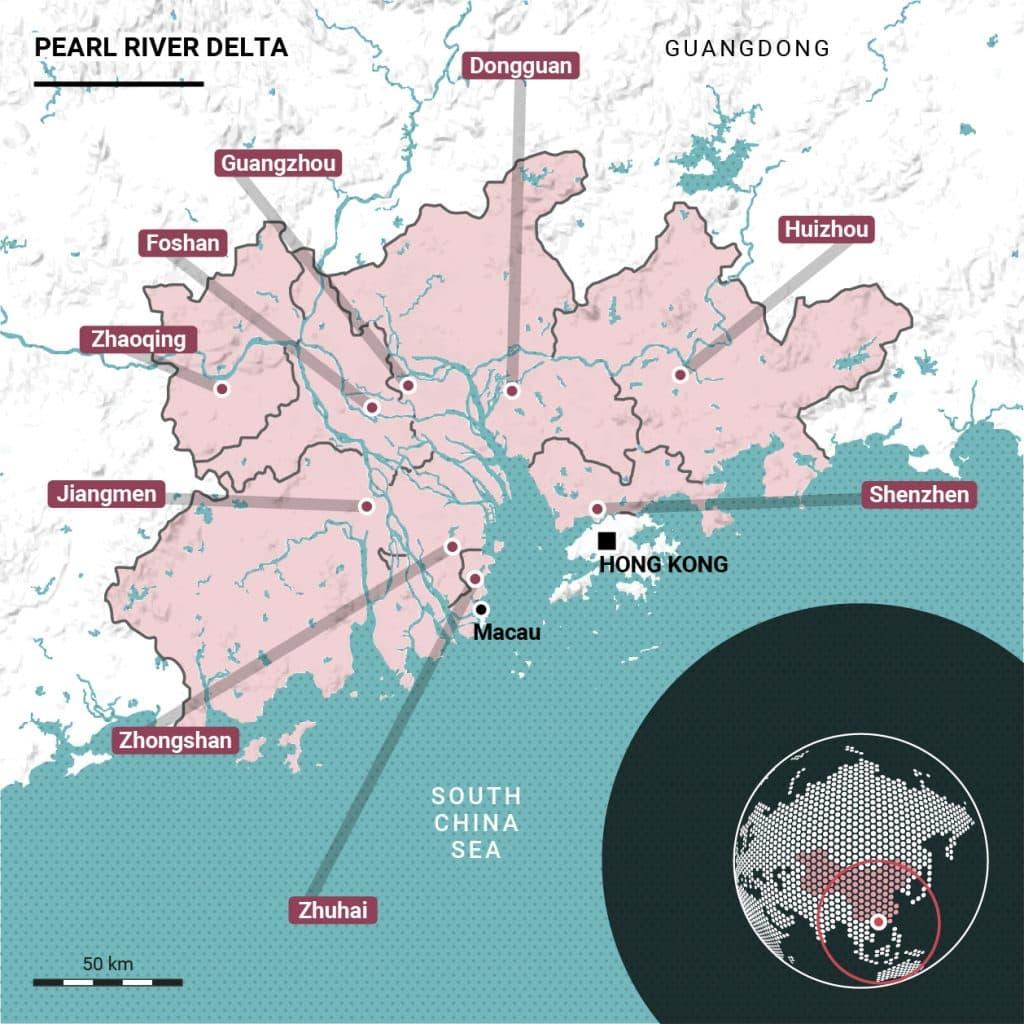 Plan de Integración del Área de la Gran Bahía del Delta del Río Perla | Vía We Build Value