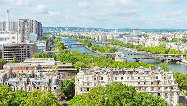 Area metrolopolitana di Parigi