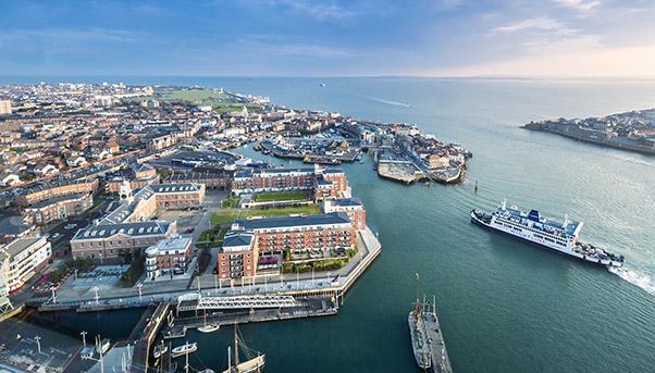United Kingdom ports