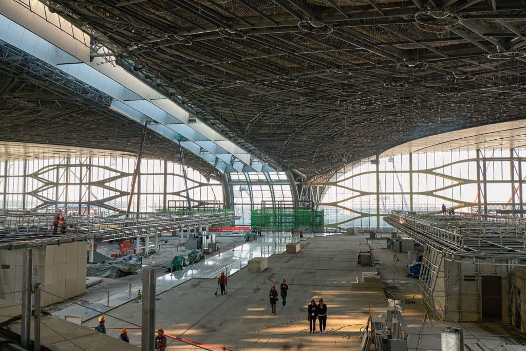 Il nuovo aeroporto di Pechino Daxing: il progetto