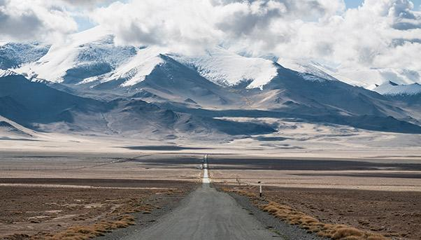 The Rogun Dam in Tajikistan and the Pamir Highway