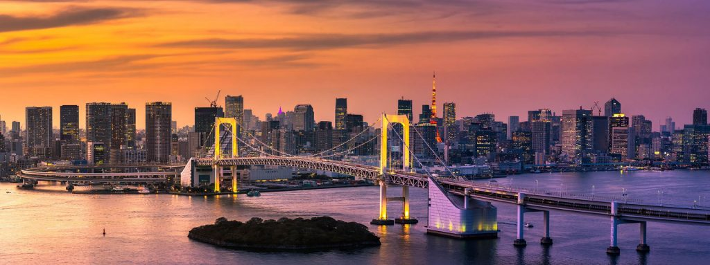 Tokyo ranks first in the list of the safest cities in the world