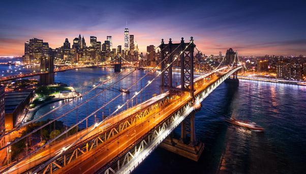 Ponti a New York: quanti sono?