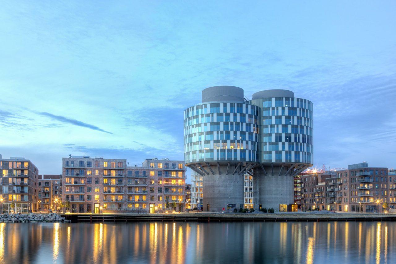 Portland Towers, Nordhavn
