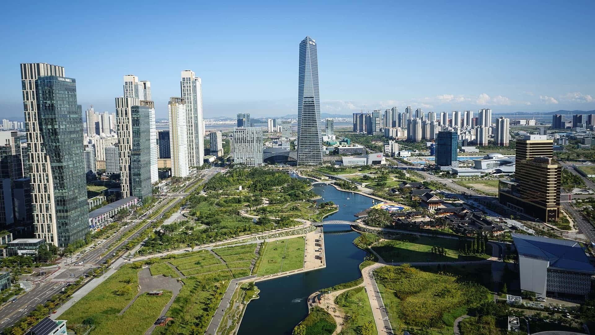 Smart City Songdo