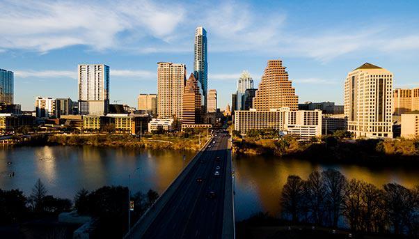 Texas infrastructure, Austin