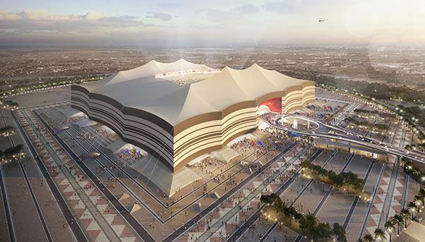 Qatar world cup stadiums