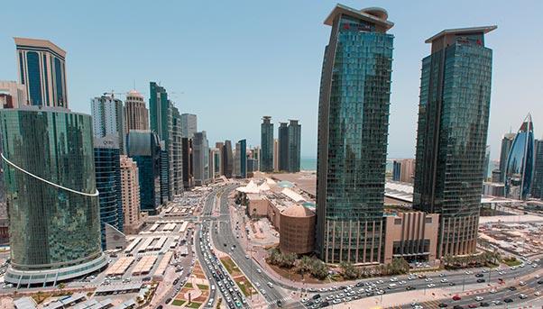 Qatar infrastructure