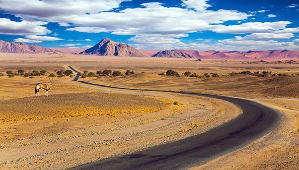Africa's roads