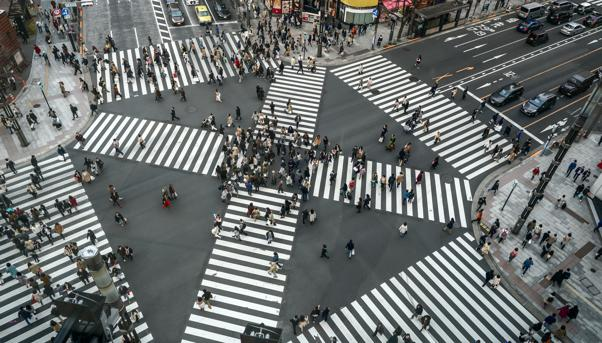 Tokyo e gli edifici antisismici