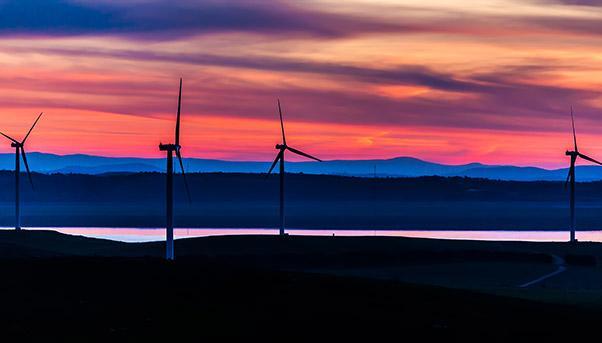 Pale eoliche ed energie rinnovabili in Australia